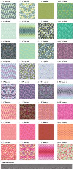 Jaybird Quilts: Tula Pink Eden Stereo Quilt + a Fat Quarter Giveaway Jaybird Quilts, Tula Pink Fabric, Jay Bird, Sewing Hacks, Sewing Tips, Fabric Ribbon, Fat Quarters, Material Girls, Fabric Design
