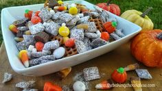 Halloween 'Party' Puppy Chow – The Baking ChocolaTess