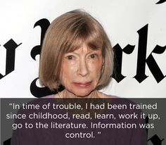 On the power of knowledge. | The 14 Most Eye-Opening Quotes By Joan Didion