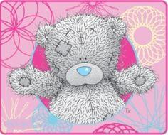 Tatty Teddy Website | Tatty offering a hug!