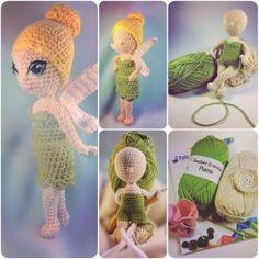 Free crochet pattern: crochet spring fairy amigurumi doll - for fluffy . : Free crochet pattern: crochet spring fairy amigurumi doll – for a fluffy unicorn Crochet Beanie, Crochet Baby, Free Crochet, Knit Crochet, Crochet Motifs, Crochet Stitches, Crochet Patterns, Spring Fairy, Knitting Blogs