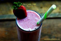 Berry Lemon Shake! (FP or S)