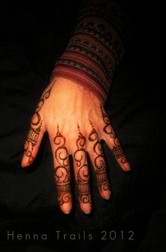 henna fingers | Flickr - Photo Sharing!
