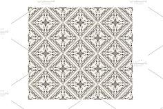 Tiles Seamless Pattern - Patterns https://creativemarket.com/kio https://ru.fotolia.com/p/201081749 http://ru.depositphotos.com/portfolio-1265408.html