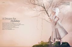 Sera Park by Ahn Ji Seop for Style H Dec 2015