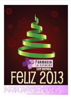 Feliz Año 2013 Navidad 2012