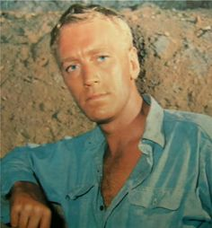 Max Von Sydow (young) Good looking even now at 87!