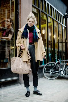 London – Androgenous Style