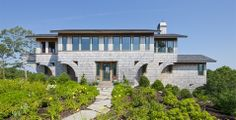 Photos of fine Cape Cod Homes - House in Truro Hills - Cape Cod Architects