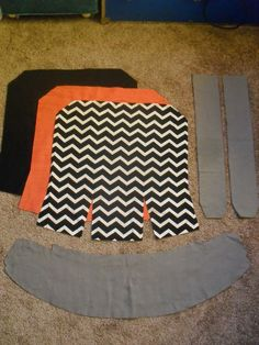 Sew Hard or Go Home: Toddler Sized SSC Tutorial