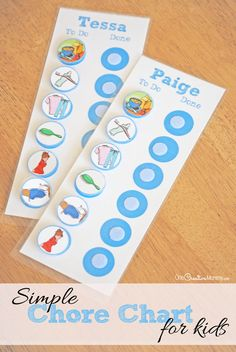 Printable Chore Charts for Kids Printable Chore Chart for Kids --This chart is perfect for helping kids learn responsibility and establish a daily routine {} Free Printable Preschool Chore Charts, Preschool Chores, Chore Chart For Toddlers, Free Printable Chore Charts, Toddler Chores, Toddler Behavior, Charts For Kids, Toddler Schedule, Chore Chart Toddler
