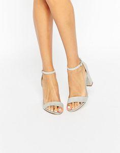 d41f0d3d2 New Look 2 Part Block Heel at asos.com