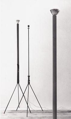 Achille Castiglioni, Luminator, for Flos, 1957