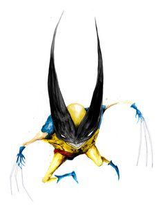 Alex Pardee, Wolverine