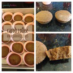 carob coffee marshmallows