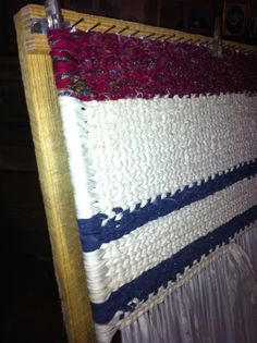 rag rug style Chair pads any color or size