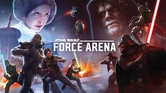 We present to you a new original and awesome hack : Star Wars Force Arena Hack for Android and iOS.Even using the Star Wars Force Arena Hack is basic stuff