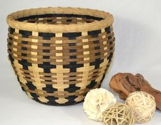 Vase or Round Table Basket by BrightExpectations