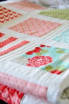 Grandma's Window Quilt Pattern / PDF by TheVintageClothespin, $9.50