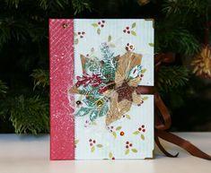 Elli's handmade world: Christmas time - family time Christmas Time, Gift Wrapping, Scrapbook, Album, Handmade, Gifts, Gift Wrapping Paper, Hand Made, Presents