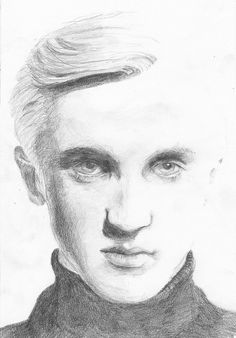 """""""Wait 'til my father hears about this!"""" -Draco Malfoy """"Wait 'til my father hears about this! Harry Potter Painting, Harry Potter Artwork, Harry Potter Pictures, Harry Potter Drawings, Harry Potter Sketch, Harry Potter Diy, Harry Potter Fandom, Dramione, Drarry"""