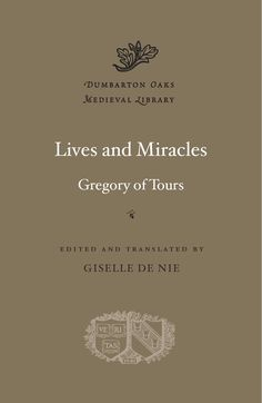 Gregory of Tours, acclaimed as 'the father' of French history, also wrote extensively about holy men and women, and about wondrous events -- miracles. The conversational stories in Lives and Miracles relate what Gregory viewed as the visible results of holy power, direct or mediated, at work in the world.