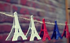 Eiffel Tower Clips products-i-love Torre Eiffel Paris, Tour Eiffel, Paris Home Decor, Best Cities, Paris France, The Incredibles, Black And White, Eiffel Towers, Crafts