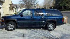 2001 2500 chevy suburban