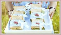 Sommerparty Sandwich