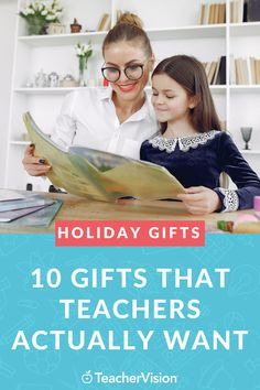 This school year has been like no other and has been a tough adjustment for everyone including teachers! So, what are some of the best ways for students' parents to show you their appreciation? Give something back on the holidays! So here are 10 gifts that teachers actually want this year. #holidaygifts