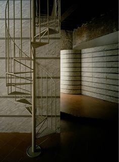 Massimo Carmassi interiors