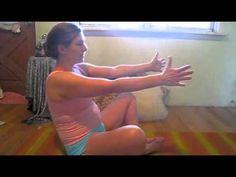 beginning yoga. Enjoy