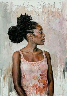 love black art