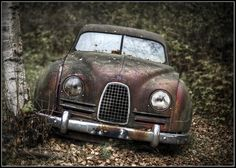 The Face of Decay by Ivorbean, via Flickr
