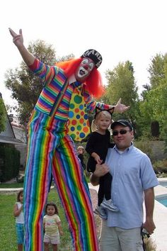 Charlie The Clown / Charlie Stron - Pictures