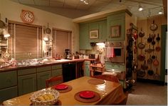 kitchen, julia child