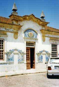 SANTIAGO DO CACEM Grand Designs, Algarve, Construction, Exterior, Mansions, Architecture, House Styles, Home Decor, Cars