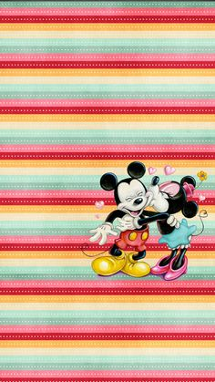 Mickey and Minnie Mouse Mini Mickey, Mickey And Minnie Love, Mickey Mouse Art, Mickey Mouse Wallpaper, Mickey Mouse And Friends, Disney Wallpaper, Boxing Day, Hello Kitty Iphone Wallpaper, Disney Valentines