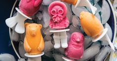 Zoku Pop Moulds for sweet icy-treat summertime fun! #Animals, #Cooking, #Fun, #MealTime, #Summer, #Zoku