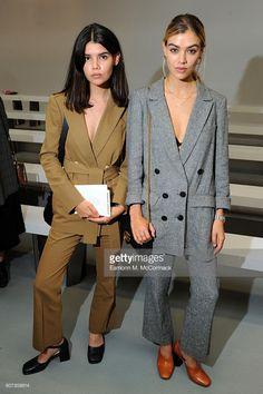 Barbara Casasola show during London Fashion Week Spring/Summer collections 2017