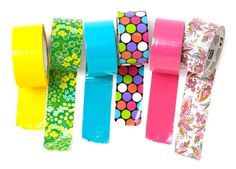 Duck tape - finally some variety!