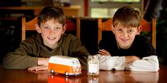 twins Josh (left) and Cameron Stokes have a week in which to decide how to spend their pocket money. Pocket Money, Money Activities, Teaching Kids, Kiwi, Boys, Girls, Twins, Gender