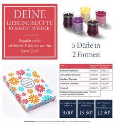 Partylite, Licht Box, Raspberries, Black Orchid, Orchids