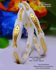 Gold Bangles Design, Gold Jewellery Design, Gold Jewelry, Bridal Bangles, Bridal Necklace, Gold Work, Jewelry Patterns, Bracelet Designs, Wedding Jewelry