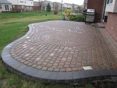 One of the major advantages of brick pavers is it's versatility and ...