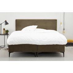 Een bed waar je in wilt slapen💛. Boxspring Elin whkmp's own Kallax, Velvet, Bedroom, Inspiration, Furniture, Voordelen Van, Home Decor, Repeat, Castle