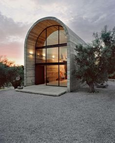 Art Warehouse in Boeotia / A31   AA13 – blog – Inspiration – Design – Architecture – Photographie – Art