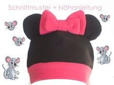 Schnittmuster Mäuse-Mütze