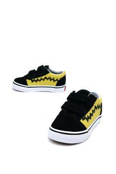 c6f5616f7d Toddler Vans x Peanuts Old Skool V