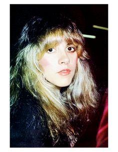 Stevie Nicks Rumours era. Thanks to Crystalline.